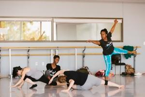Texas Dance Improv Festival 2014 - SHSU - Classes -  Photographer Lynn Lane-20