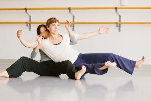 Texas Dance Improv Festival 2014 - SHSU - Classes -  Photographer Lynn Lane-29